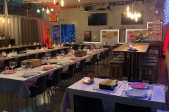 Photo gros plan restaurant