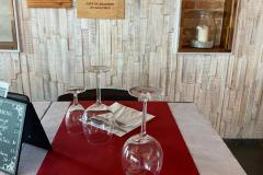 Photo table restaurant